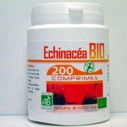 Echinacéa bio - 200 comprimés à 400 mg