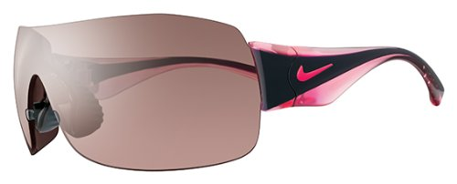 Nike Vomero 12 E Sunglasses, Grand Purple/Pink Force, Max Speed Tint Lens