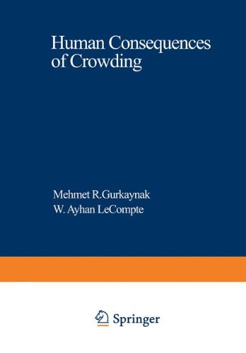 Human Consequences of Crowding (Nato Conference Series / III Human Factors)