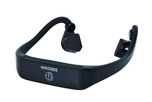 CODEO(コデオ) 骨伝導 ヘッドホン bluetooth 4.1+EDR ワイヤレス ハンズフリー