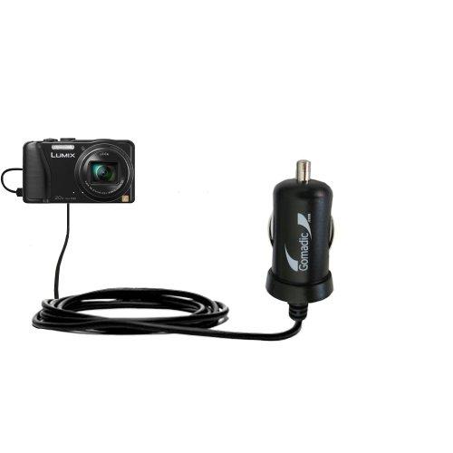 Intelligentes 2A / 10W Kompakt-Ladegerät DC kompatibel mit Panasonic Lumix ZS25 / ZS30 mit TipExchange Technologie