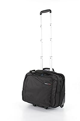American Tourister 59A009003 Cabin Luggage (40-55 cm) Luggage Black by American Tourister
