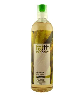 Faith In Nature Organic Seaweed Shampoo 400ml Reviews