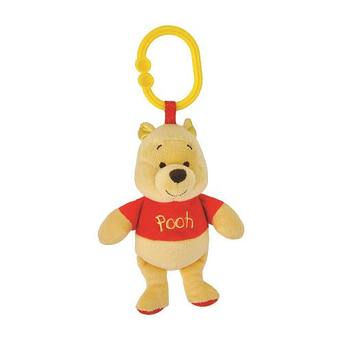 Winnie The Pooh On The Go Stroller Toy front-208006