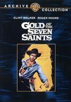 New Whv Archive Gold Of The Seven Saints Motion Picture Video Westerns Product Type Dvd Domestic