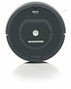 iRobot Roomba 770 - Robot aspirador (diámetro 34 cm, autonomía 120 min) por iRobot
