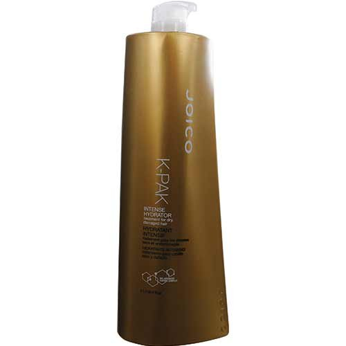 Joico K-Pak Intense Hydrator Treatment for dry, damaged hair - 1000ml / litre, 1000ml