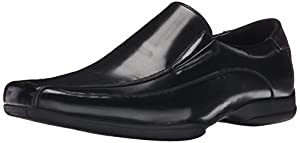 Kenneth Cole Unlisted Men's Crime Scene Flat, Black, 10 M US
