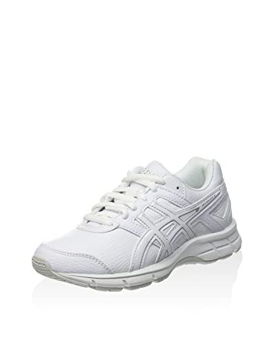Asics Zapatillas de Running Gel-Galaxy 8 Gs Sl Blanco