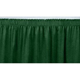 8'L Shirred-Pleat Skirting For 32