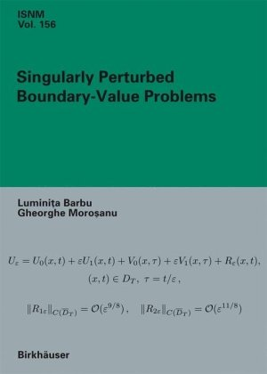 Singularly Perturbed Boundary-Value Problems (International Series of Numerical Mathematics)