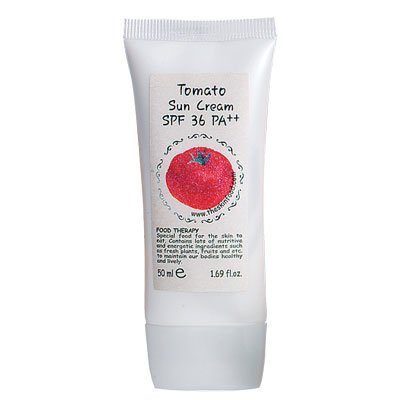 スキンフード トマト サンクリーム SPF 36 PA++