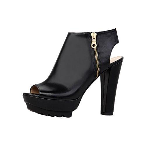 Versace 1969 scarpe sandali Nero VIVIANE, Taglia: 40