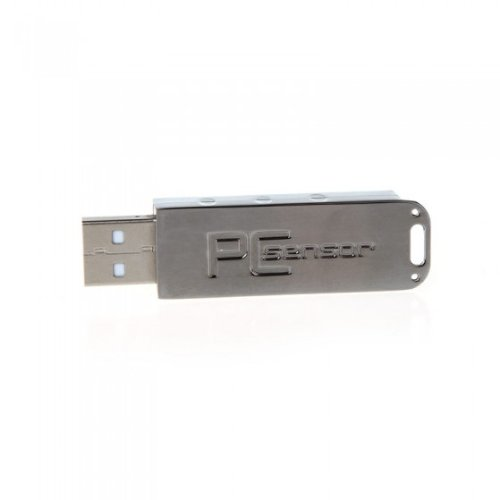 Usb W/ Cable Thermometer Temperature Data Record For Computer Pc Laptop