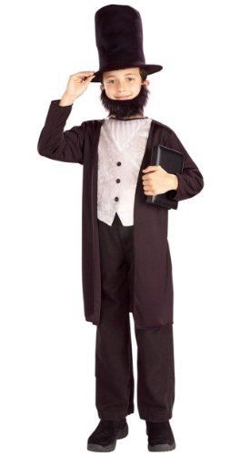 Abraham Lincoln Costume - Child Costume