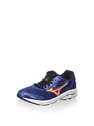 Mizuno Zapatillas de Running (Azul / Negro)