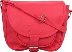 Rapidcostore Women's Sling Bag Peach RC-0231