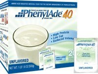 Phenylade 40 Drink Mix 25G Pouch [1 Each (Single)]