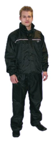 Dowco Guardian Black Large Deluxe Rain Suit (Rain Suit Moto compare prices)