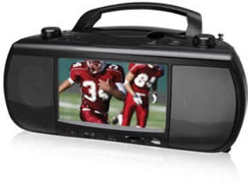 Coby Tfdvd777 7-Inches Portable Dvd Player