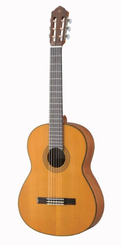 Yamaha CG122MC Cedar Top Classical Guitar, Matte Finish