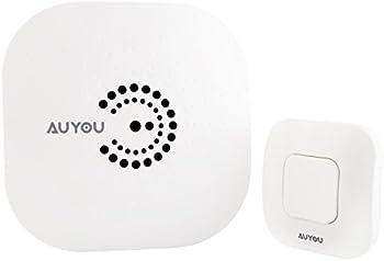 AuYou Wireless doorbell button Kit