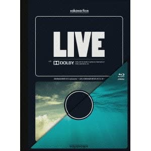 SAKANAQUARIUM 2013 sakanaction -LIVE at MAKUHARI MESSE 2013.5.19-(Blu-ray Disc)(初回限定盤)