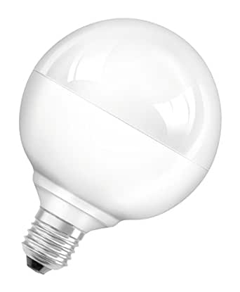 osram led parathom globe g95 10 5w e27 965387 ampoule globe lumi re blanche chaude 95 mm. Black Bedroom Furniture Sets. Home Design Ideas