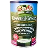 Essential Greens Drink Mix by Garden Greens - 17.5oz. Powder(Flavors=Very Berry:)