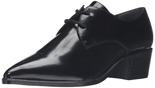 Marc Fisher LTD Women's Etta Tuxedo Oxford, Black, 7.5 M US (Marc Fisher Shoes compare prices)
