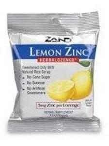 Zand Herbal - Lemon Zinc Herbalozenge® 12 Bags