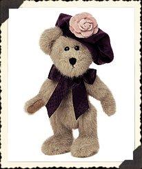 "Boyds Sasha Dubeary 6"" Plush Bear - 1"