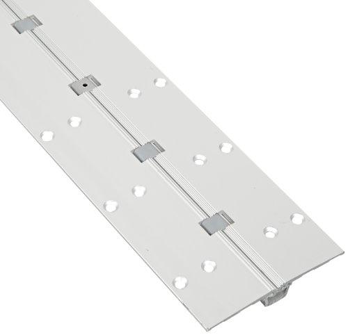 Pemko Brush Door Bottom Sweep Clear Anodized Aluminum