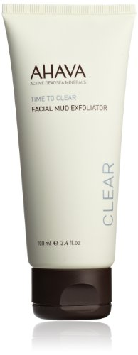 Ahava Facial Mud Exfoliator, 3.40 Ounce