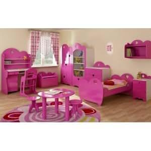 Romantic Kids Bedroom Set Kitchen Home