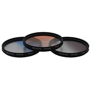 Gradual Filter Sets - 62mm Circular Lens Gradual Filter