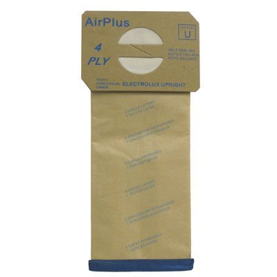 1 X Package of 100 Replacement Aerus / Electrolux Type U Bags (Vacuum Bags Aerus compare prices)