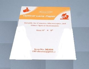 Lens Paper-100 6X8 Sheets Per Book