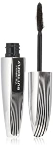 L'Oreal Paris Voluminous Butterfly Mascara, Blackest Black, 0.22 Ounces