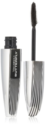 L'Oreal Paris discount duty free L'Oreal Paris Voluminous Butterfly Mascara, 868 Blackest Black,   0.22 Fluid Ounce