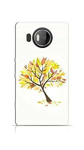 autumn tree case for Lumia 950XL