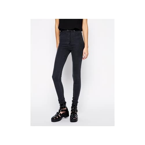 Dr Denim Solitaire High Waist Super Skinny Jeans 並行輸入品