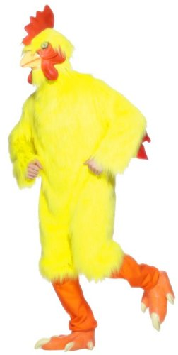 Smiffys Chicken Costume Adult