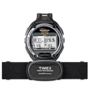 Image of Timex Ironman Global Trainer GPS Speed + Distance w/Heart Rate Monitor (B007U6F25A)