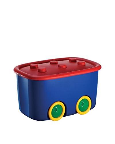 KIS Set 6 Cajas Box L Multicolor