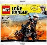 LEGO 30260 Lone Ranger Pump Car - 1