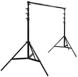 Amazon Com Promaster Telescoping Background Stand Set