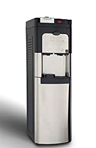 Amazon.com: Viva Coffee Maker & Water Cooler, K-Cup Compatible, a True Stainless Steel Water ...