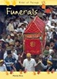 img - for Funerals (Rites of Passage) book / textbook / text book