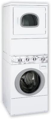 Speed Queen ATG50 27 Stacked Gas Washer/Dryer 3.3 cu. ft. Washer, 7.0 cu. ft. Dryer
